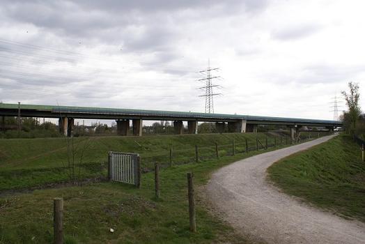 Autobahn A 42 – A42 Emscher Bridge