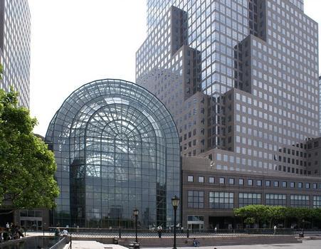 World Financial Center – Winter Garden at the World Financial Center & Two World Financial Center