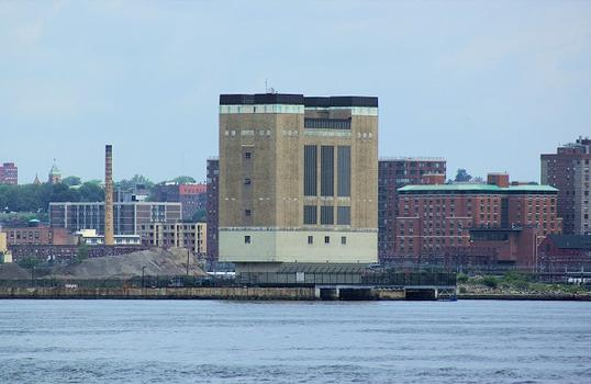Holland Tunnel - Air Intake Tower
