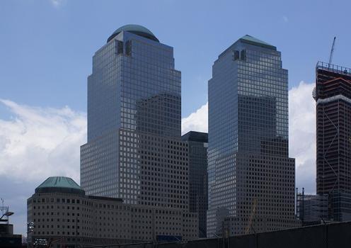 World Financial Center – Two World Financial Center & Three World Financial Center