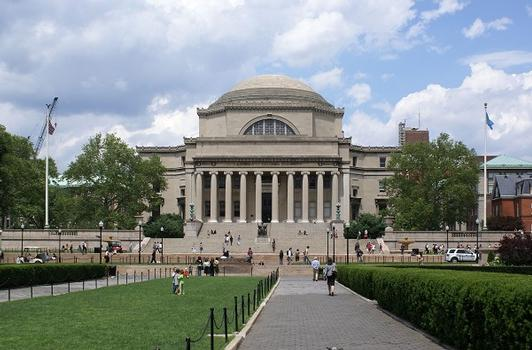Columbia University - Morningside Campus – Low Memorial Library
