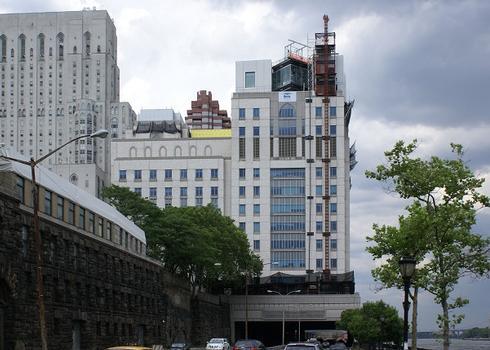 New York Hospital Extension