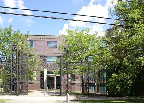 Universität Princeton – Bowen Hall