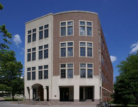 Universität Princeton – Computer Science Building