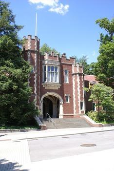 Princeton University – 1879 Hall