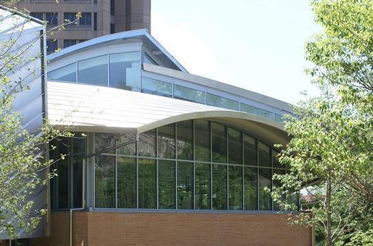Universität Princeton – Peter B. Lewis Library