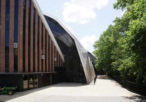 Universität Princeton – Jadwin Gymnasium