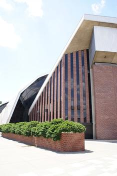 Université de Princeton – Jadwin Gymnasium