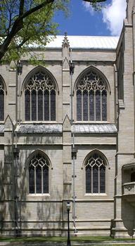 Université de Princeton – University Chapel