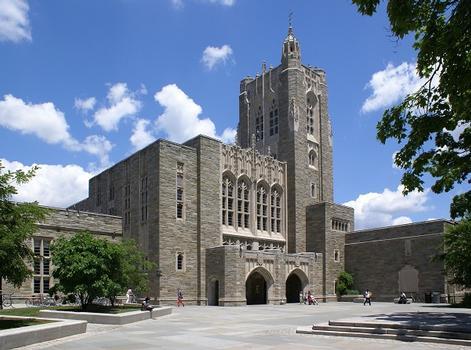 Université de Princeton – Firestone Library