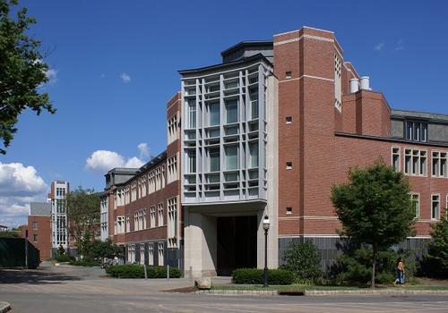 Université de Princeton – Bloomberg Hall