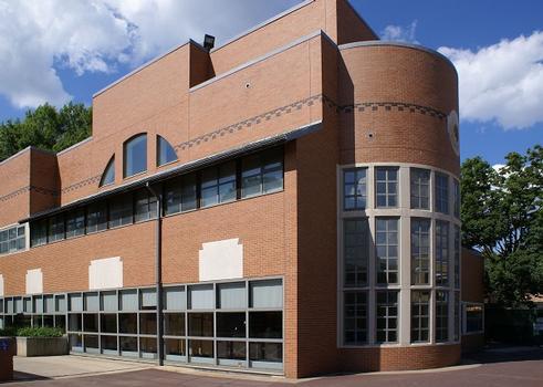 Université de Princeton – Gordon Wu Hall