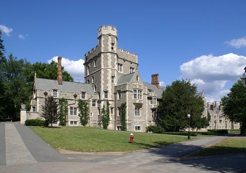 Université de Princeton - Little Hall