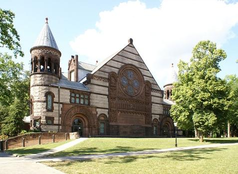Universität Princeton – Alexander Hall