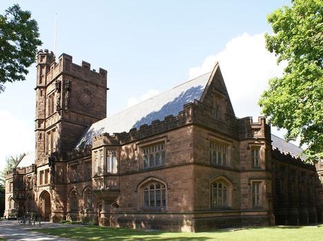 Princeton University – East Pyne Hall