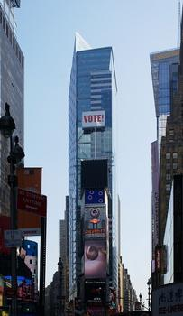 1 Times Square & Times Square Tower