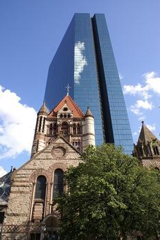 Trinity Church & John Hancock Tower