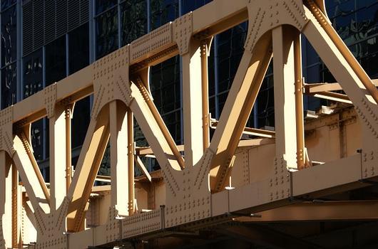 Lake Street / Wacker Drive «L» Bridge