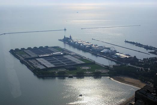 Navy Pier & Jardine Water Purification Plant