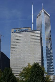 One Prudential Plaza & Two Prudential Plaza