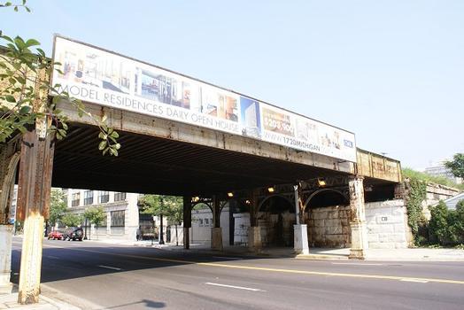 South Michigan Avenue Railroad Bridge