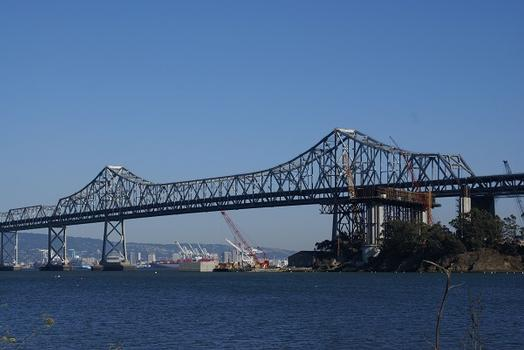 San Francisco Oakland Bay Bridge (East)