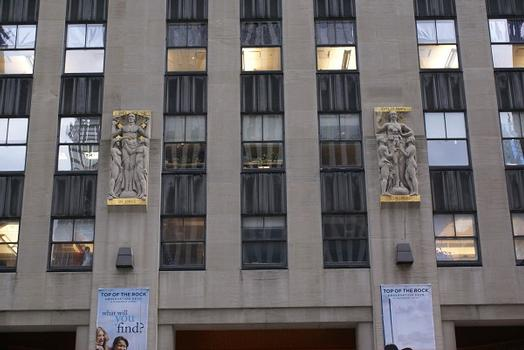 Rockefeller Center – 1250 Avenue of the Americas