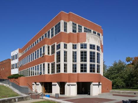 Université de Princeton – Bendheim Hall / Fischer Hall