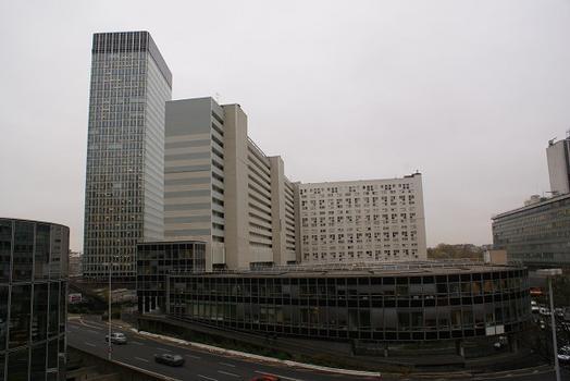 Paris-La Défense – Tour RTE Nexity & Résidence Bellini