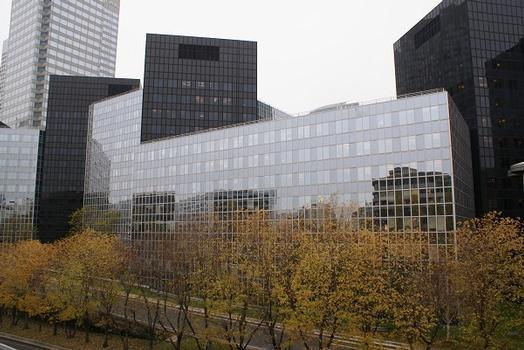 Paris-La Défense – Arkema / Coface / Le Michelet