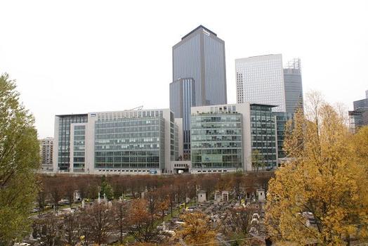 Paris-La Défense & Faubourg de l'Arche