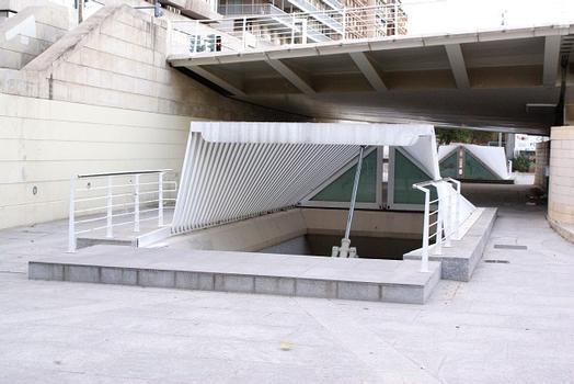 U-Bahnhof Alameda