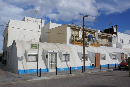 Wohnkomplex Marqués de Vallerta