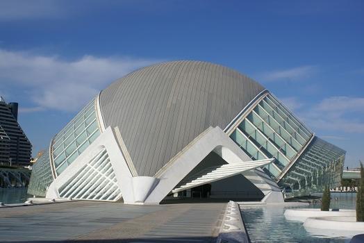 Ciutat de les Arts i les Ciències – L'Hemisfèric