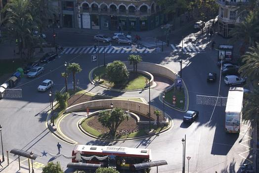 Tiefgarage Plaza de la Reina