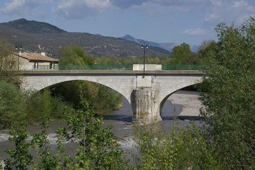 Pont de Malijai