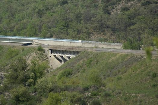 Canal E.D.F. – Malijai Canal Bridge