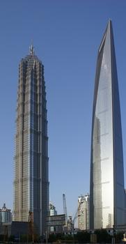 Shanghai World Financial Center – Jin Mao Building