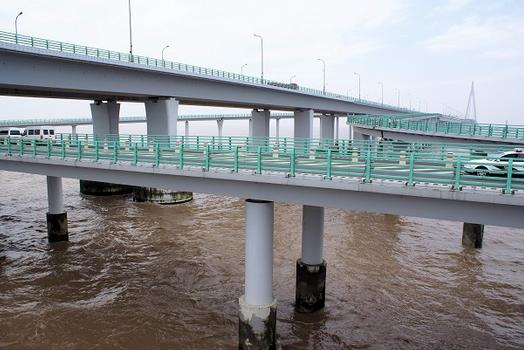 Pont sur la baie de Hangzhou