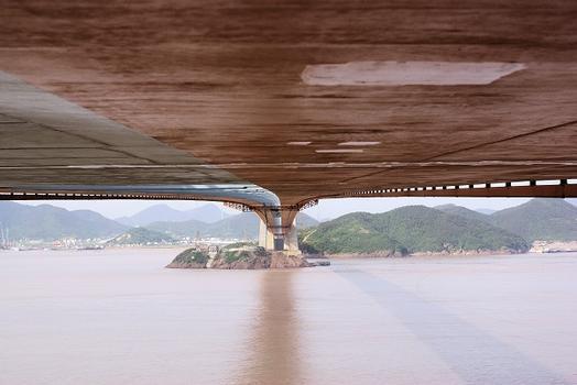 Xihoumen Bridge