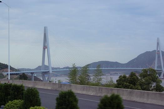 Zhoushan Islands and Mainland Link Project – Taoyaomen Bridge