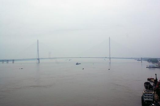 Nanjing Third Yangtze Bridge