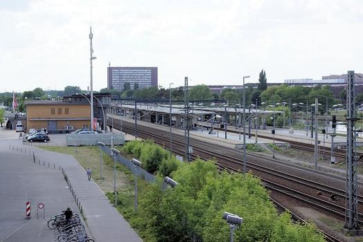 Wolfsburg Central Station