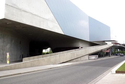Stadtbrücke – phaeno Science Center Wolfsburg