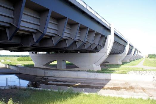 Magdeburg Canal Bridge