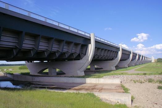 Pont-canal de Magdeburg