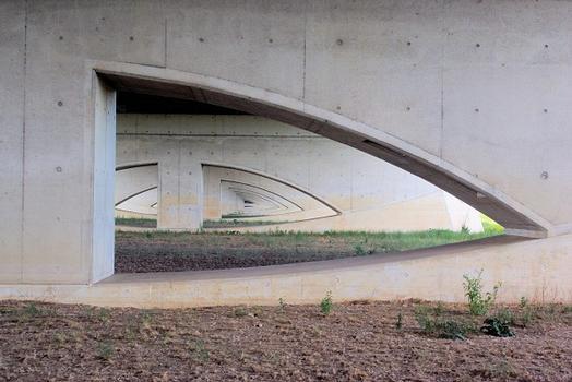 Kanalbrücke Magdeburg