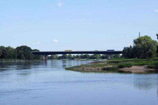 Autobahn A 2 – Elbebrücke Hohenwarthe