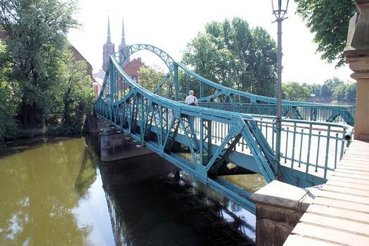 Tumski Bridge