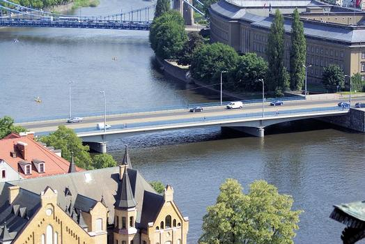 Pokoju-Brücke